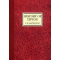 History of Tipton (limited edition) - FW Hackwood